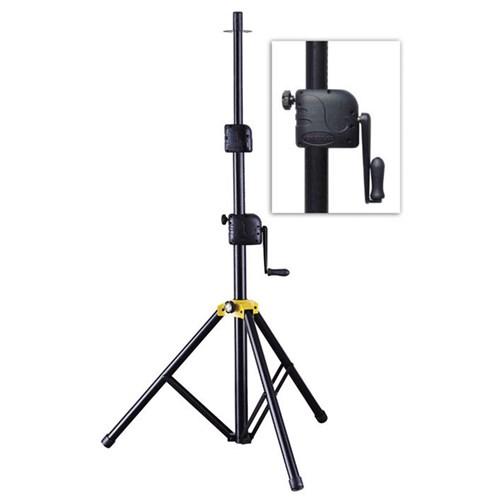 hercules ss710b hand crank speaker stand w ss100b adaptor pa speaker stands store dj. Black Bedroom Furniture Sets. Home Design Ideas
