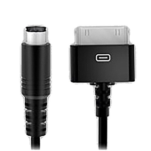 IK Multimedia 30-Pin to Mini-DIN Cable for iRig Series Products