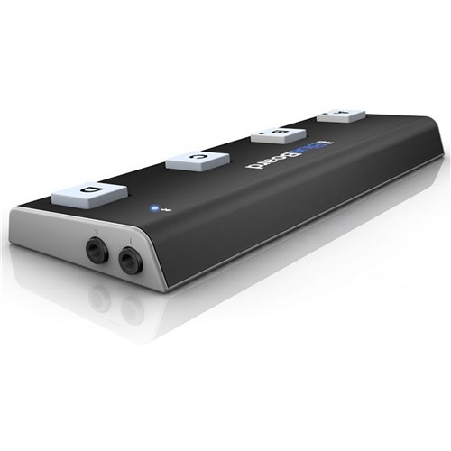 IK Multimedia iRig BlueBoard iOS BlueTooth MIDI Pedal Board