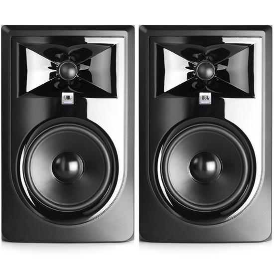 "JBL LSR306P MKII 6"" Powered Studio Monitors (Pair)"