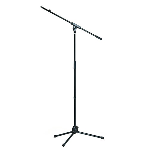 Konig & Meyer 21070 Microphone Stand (Black)