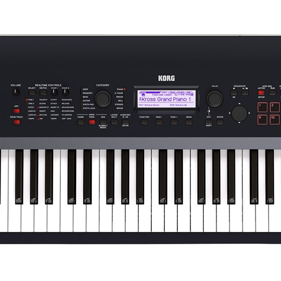 Korg Kross 2 88 Key Synthesizer Workstation Workstation