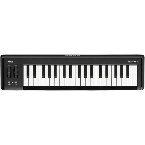 Korg MicroKey 2 37-Key Compact MIDI Controller | MIDI