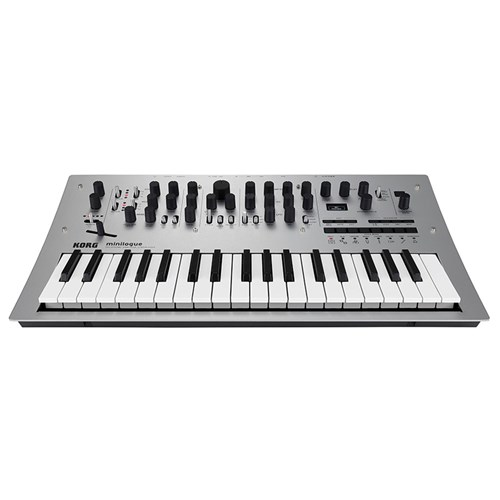 Korg Minilogue Polyphonic Analogue Synthesizer