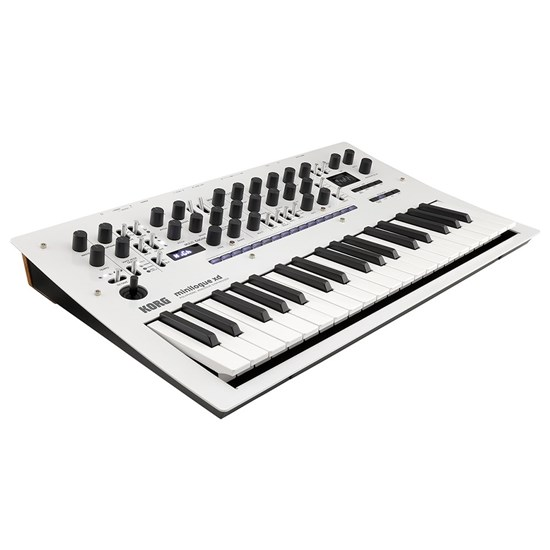 Korg Minilogue XD Polyphonic Analogue Synthesizer (Limited Edition Pearl White)