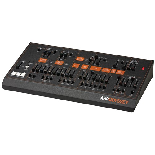 Korg ARP Odyssey Module Rev3 Duophonic Synthesizer (Black)