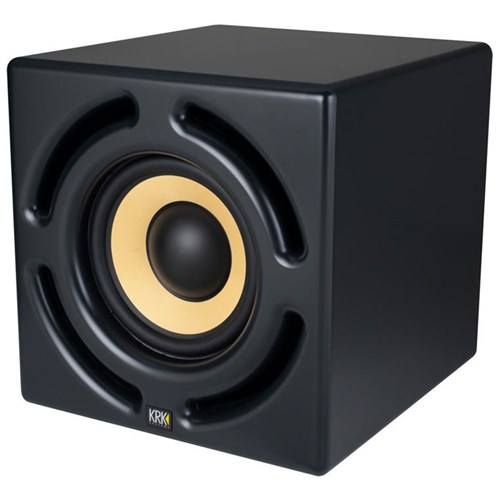 "KRK 12sHO 12"" Powered Studio High Output Subwoofer"