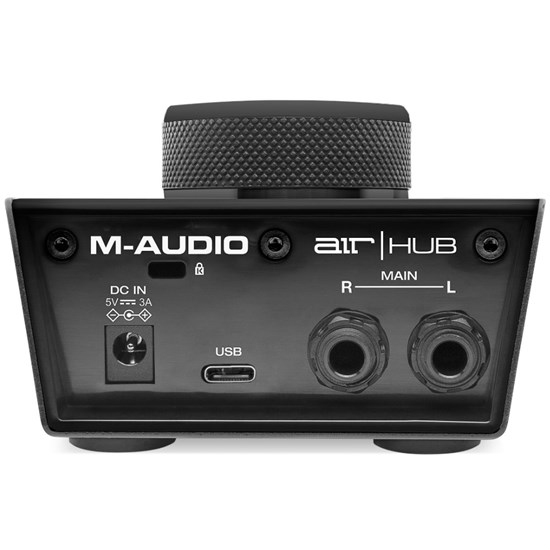 M-Audio AIR Hub USB Monitoring Interface With Built-In 3-Port Hub