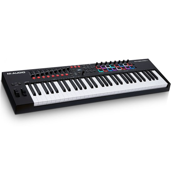 M-Audio Oxygen Pro 61 - 61 Note USB Controller Keyboard