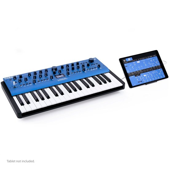 Modal Electronics Cobalt8 37-Key High Res 8-Voice Virtual-Analog Synth