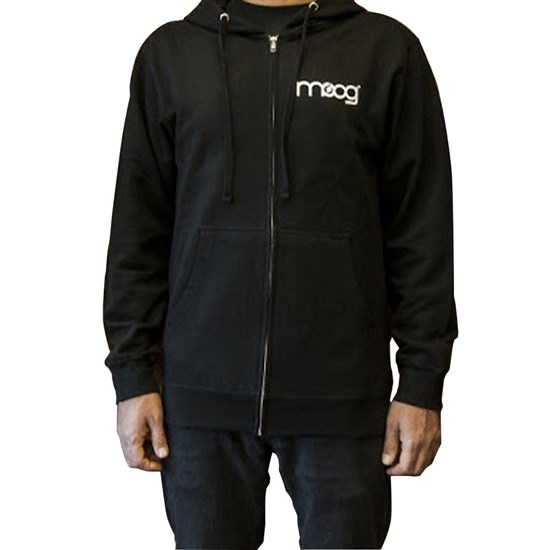 Moog Trilogy Zip-Up Hoodie (Small)
