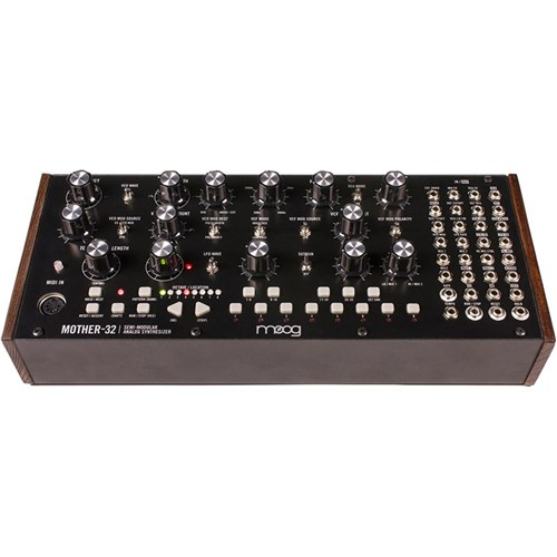 Moog Mother-32 Tabletop Semi-Modular Analogue Synth