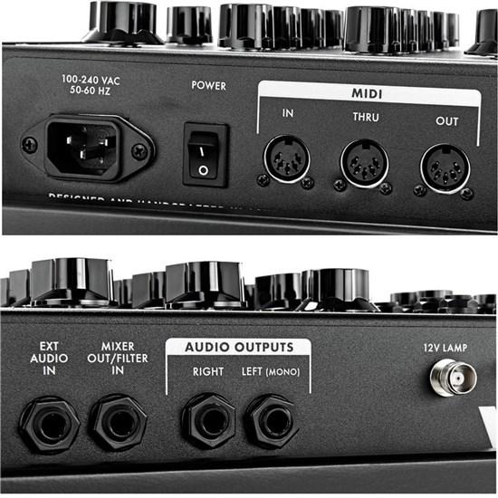 Moog Minimoog Voyager XL Synthesizer (Black) | Keyboard Synthesizers