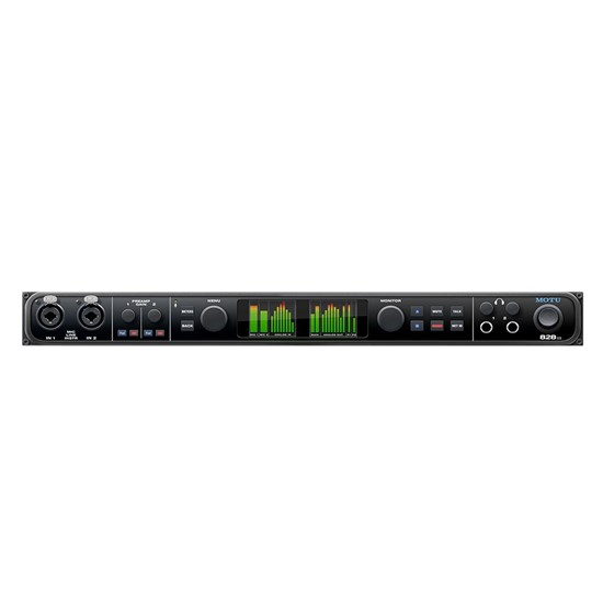 MOTU 828es Professional 28x32 Audio Interface w/ Thunderbolt, USB & AVB