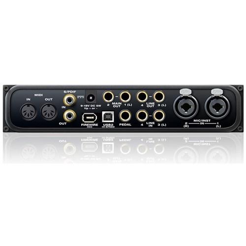 MOTU Audio Express 6x6 Hybrid Firewire-USB 2.0 Interface   Firewire ...