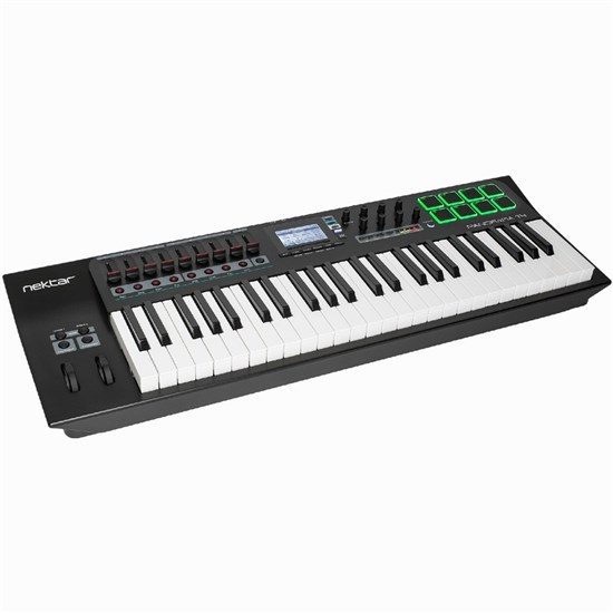 Nektar Panorama T4 49-Key Performance MIDI Controller Keyboard
