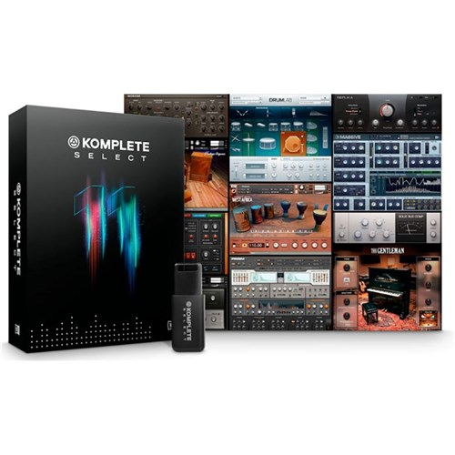 Native Instruments Komplete 11 Select Music Production Suite