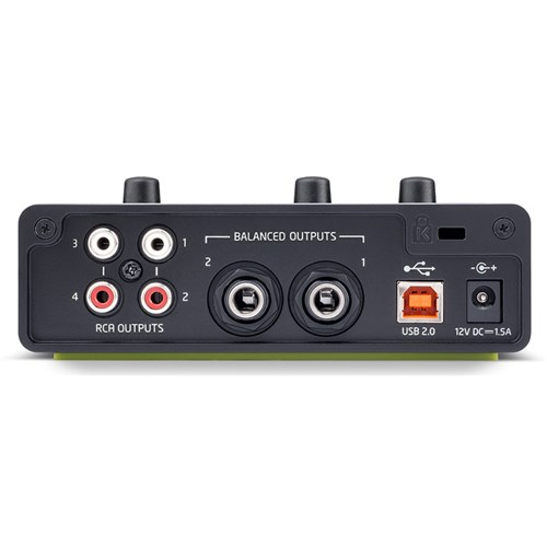 Novation AudioHub 2x4 USB Audio Interface & USB Hub