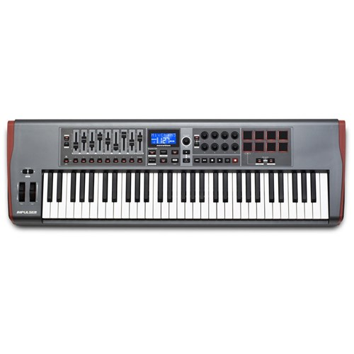 Novation Impulse 61 MIDI Controller w/ Automap