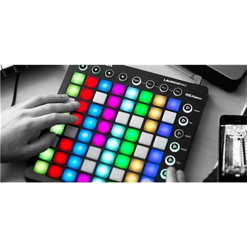 Novation Launchpad MK2 RGB Ableton Live Controller