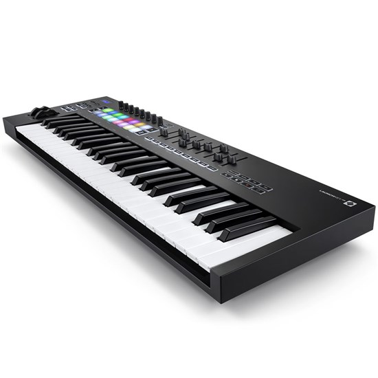 Novation Launchkey 49 MK3 MIDI Keyboard Controller w/ Full Ableton Live Integration