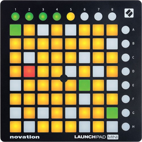 how to use launchpad mini with ableton