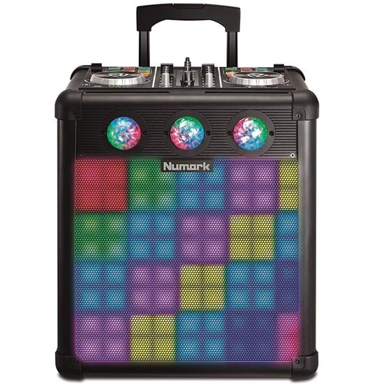 Numark Party Mix Pro DJ Controller w/ Built-In Light Show