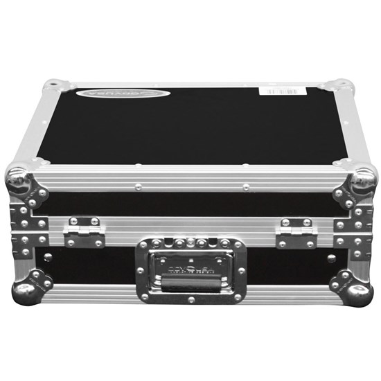 "Odyssey Flight Zone 12"" Mixer Case with Low Profile Glider Platform (FZGS12MX1)"