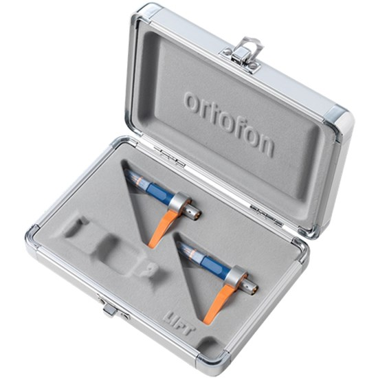 Ortofon Concorde MKII DJ Cartridge - Blue/Orange (Twin)