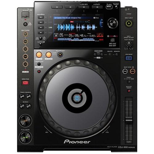 Pioneer CDJ900NXS NEXUS Digital Media Player (Black) | CD