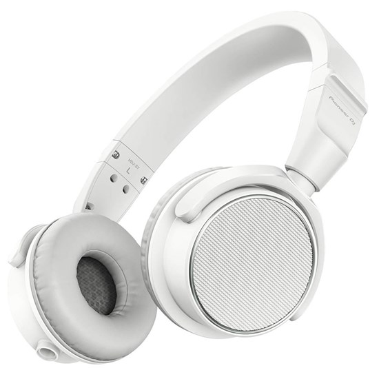 Pioneer HDJS7W Professional On-Ear DJ Headphones (White)