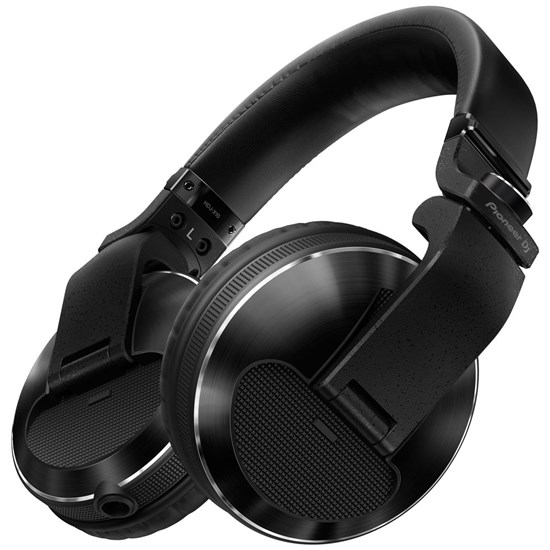 Pioneer HDJX10 Flagship Professional Over-Ear DJ Headphones (Black