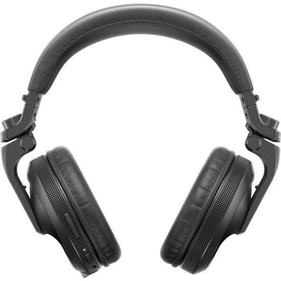 Pioneer HDJX5BT Over-Ear DJ Headphones w/ Bluetooth Wireless Technology (Black)
