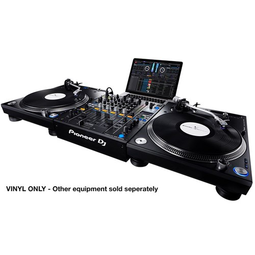 Pioneer RBVS1 Rekordbox DVS Control Vinyl - Black (Single)