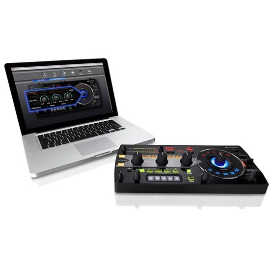 Pioneer RMX1000 3-in-1 Remix Effect Machine (Black)
