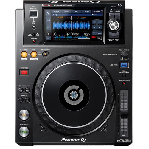 Pioneer XDJ1000MK2 Media Player / Controller
