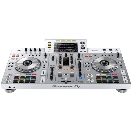 Pioneer XDJRX2 All-in-One DJ System for Rekordbox (Limited Edition White)