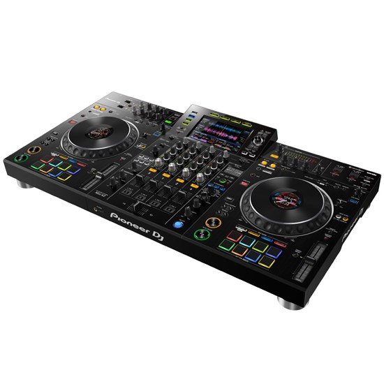 Pioneer XDJXZ Professional All-In-One DJ System for Rekordbox & Serato DJ (Black)