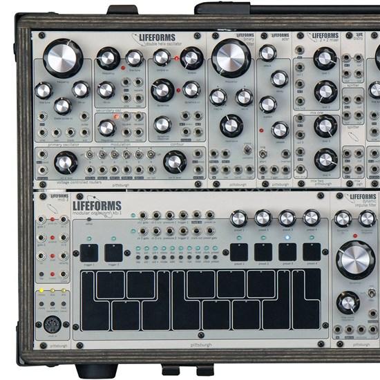 pittsburgh modular lifeforms foundation evo flagship modular synthesizer desktop synthesizers. Black Bedroom Furniture Sets. Home Design Ideas