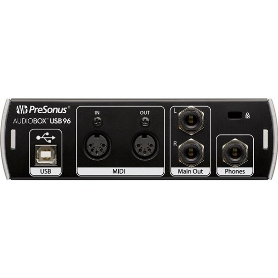presonus audiobox usb96 studio pack w usb audio midi interface w mic phones daw usb. Black Bedroom Furniture Sets. Home Design Ideas