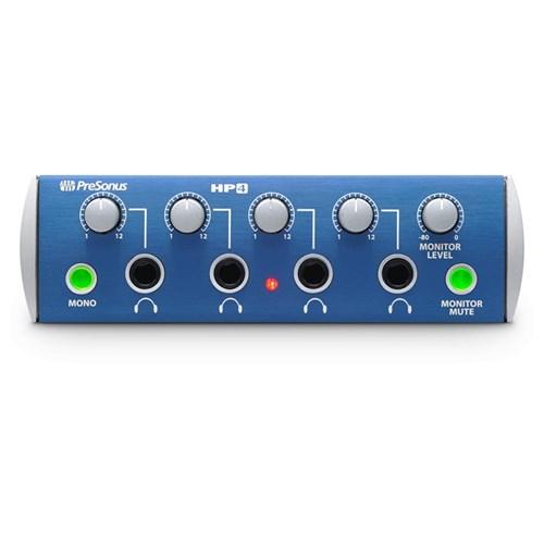 e4795d31f92 PreSonus HP4 4 Channel Headphone Amplifier | Headphone Amps & DACs ...