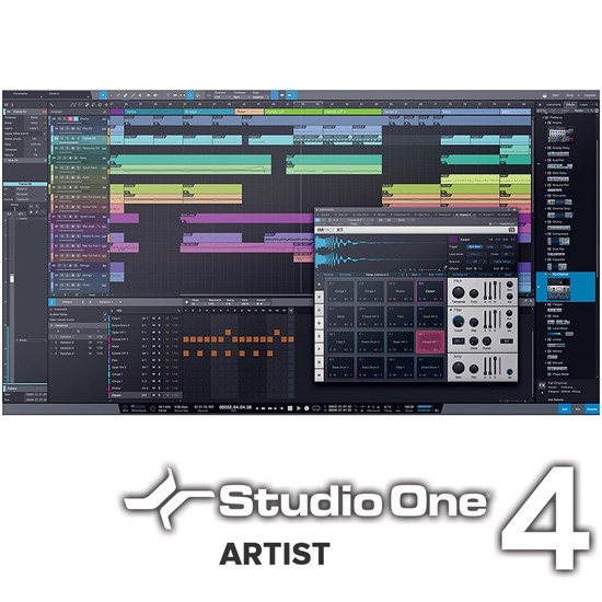 PreSonus Studio One 4 Artist Education Edition (eLicence Only)