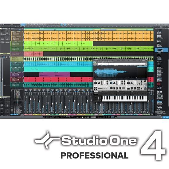presonus studio one 3 free download full version crack