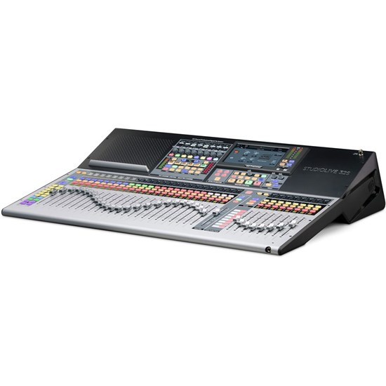 PreSonus StudioLive 32S 32-Ch Digital Mixer & USB Audio Interface w/ Motorised Faders