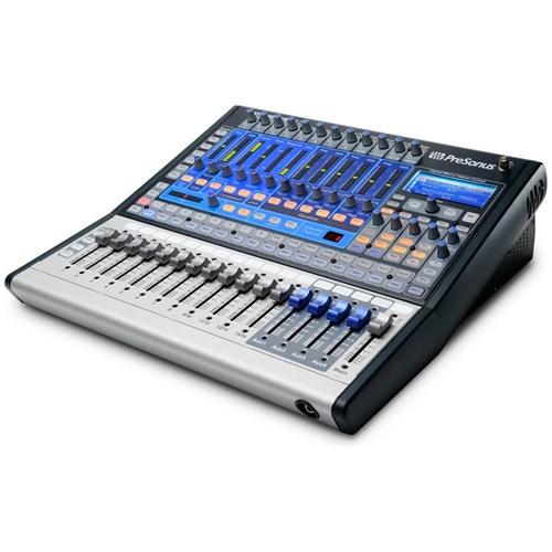 PreSonus StudioLive 16.0.2 USB 16x2 Performance & Recording Digital Mixer