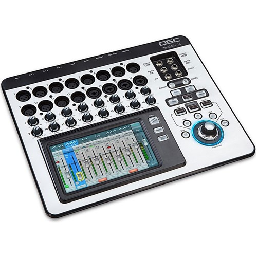 qsc touchmix 16 20 input compact digital mixer digital mixers store dj. Black Bedroom Furniture Sets. Home Design Ideas