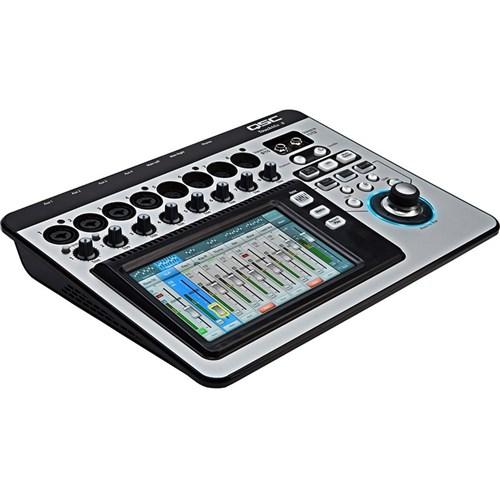 qsc touchmix 8 12 input compact digital mixer digital mixers store dj. Black Bedroom Furniture Sets. Home Design Ideas