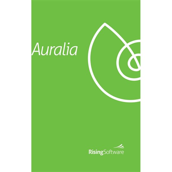 Rising Auralia Ear Training Software (EDU Student Cloud 12-Month