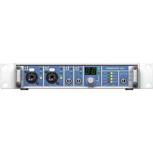 RME Fireface UC 36-Channel USB High Speed Audio Interface