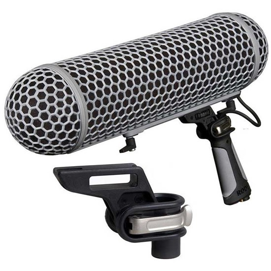 Rode Blimp Wind Shield & Shock Mount System for Shotgun Mics